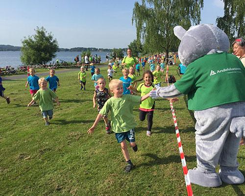 Viborg løb Børneløb