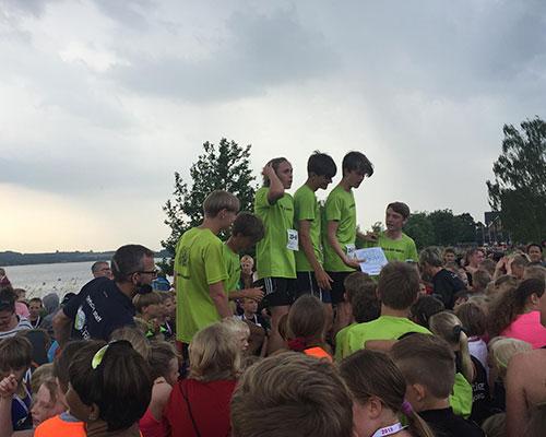 Viborg løb skolestafet